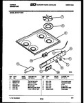 Diagram for 02 - Cooktop Parts