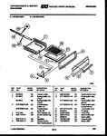 Diagram for 07 - Broiler Drawer Parts