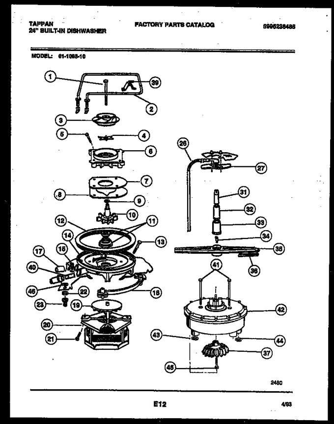Diagram for 61-1083-10-00