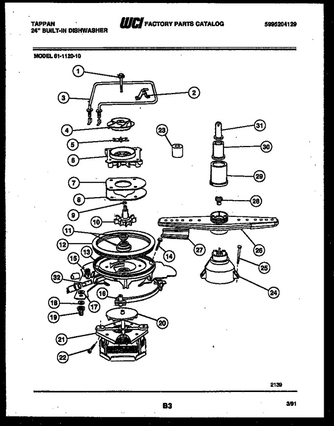 Diagram for 61-1120-00