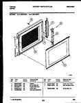 Diagram for 08 - Upper Oven Door Parts