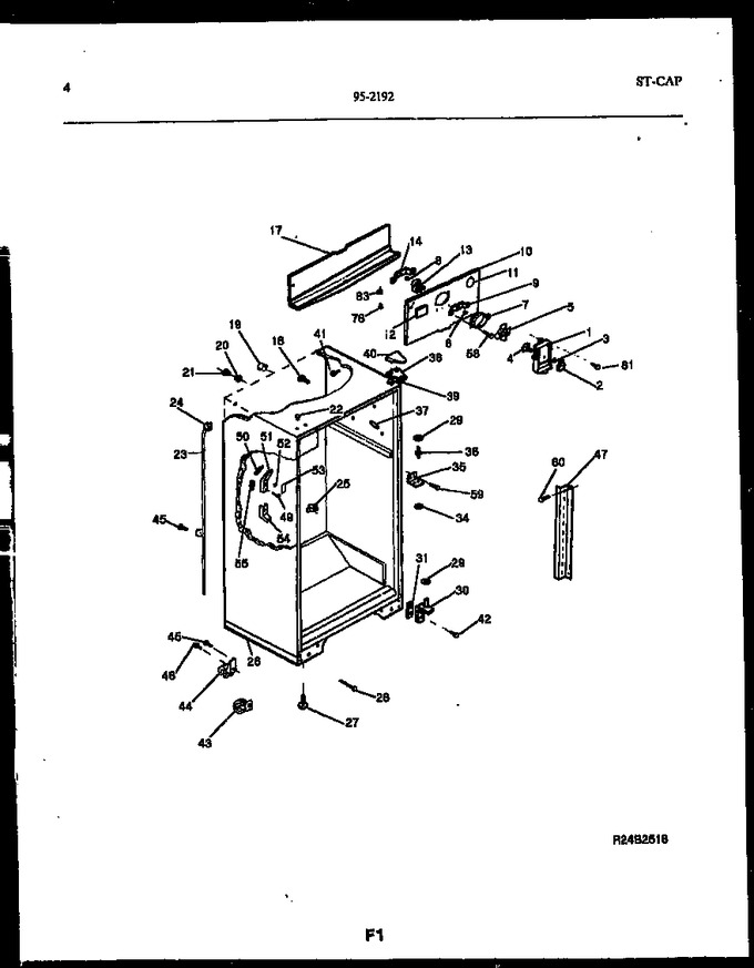 Diagram for 95-2192-32-00