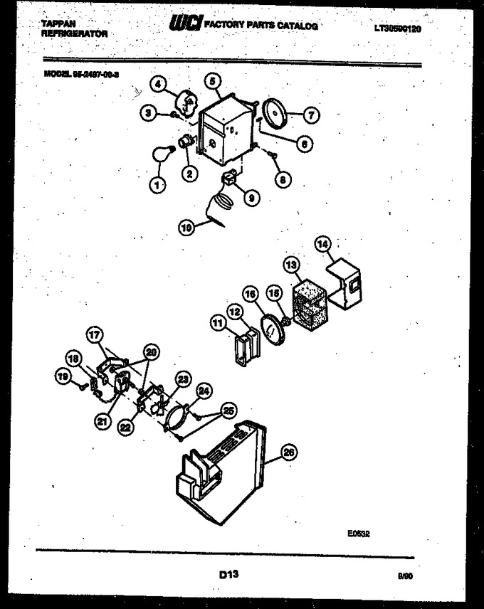 Diagram for 95-2497-45-03
