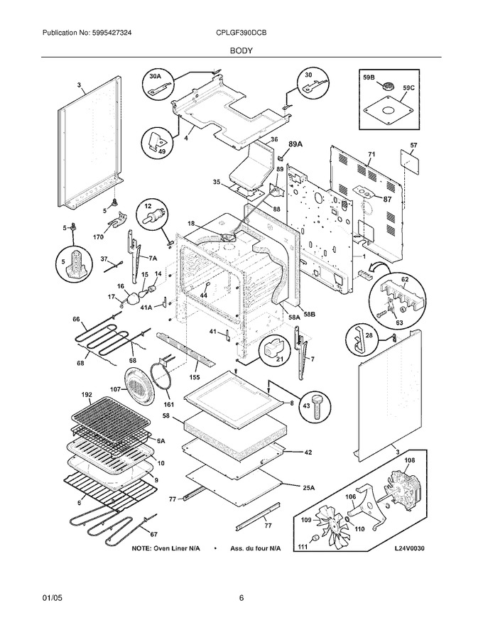 Diagram for CPLGF390DCB