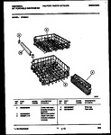 Diagram for 10 - Racks And Trays