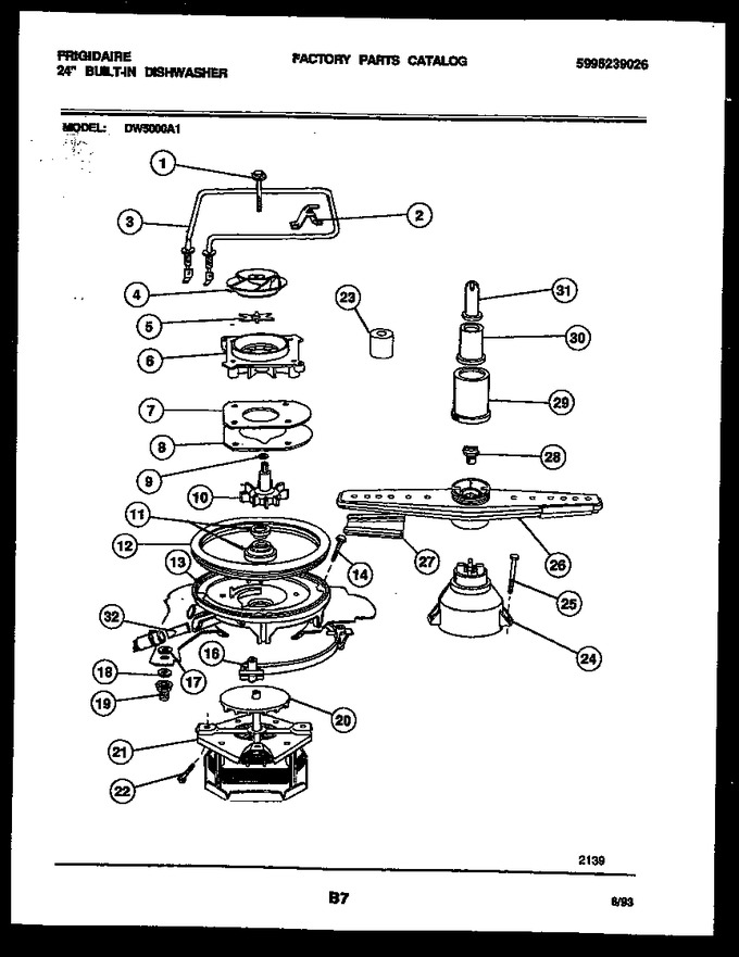 Diagram for DW5000A1