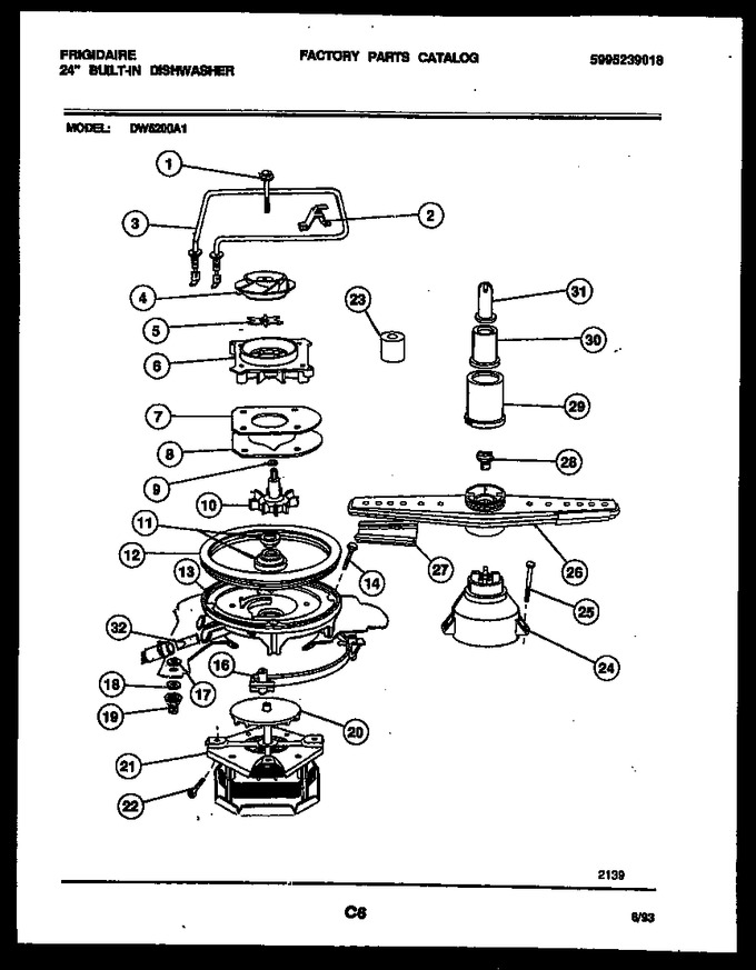 Diagram for DW5200A1
