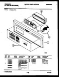 Diagram for 02 - Console And Control Parts