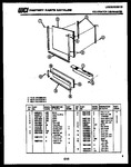 Diagram for 04 - Outer Door Parts