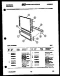 Diagram for 03 - Outer Door Parts