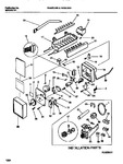 Diagram for 15 - Ice Maker  Components & Installatio