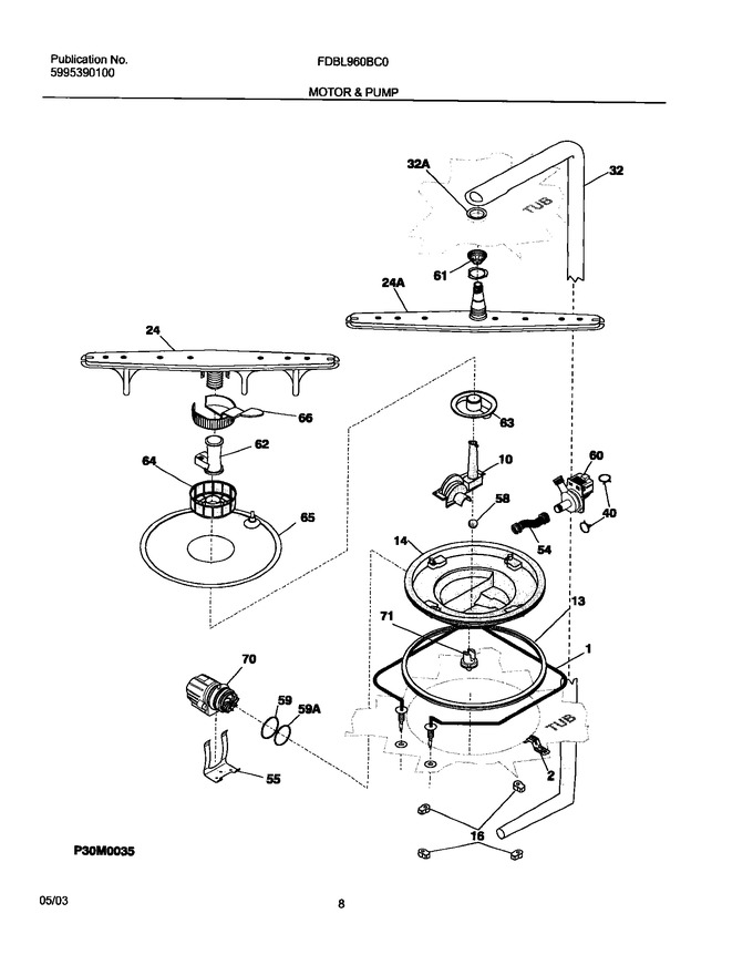 Diagram for FDBL960BC0