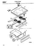 Diagram for 04 - Top/drawer