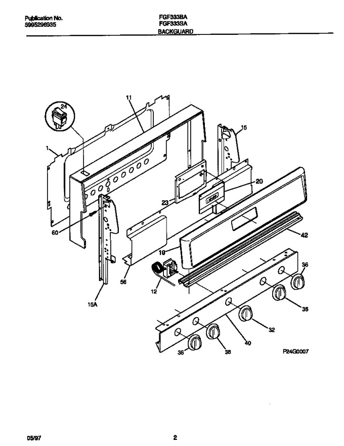 Diagram for FGF333SAWG