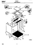 Diagram for 05 - Washer Cabinet