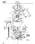 Diagram for 06 - Spin Tub/motor