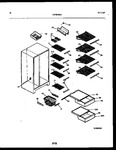 Diagram for 06 - Shelves And Supports