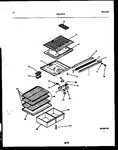 Diagram for 07 - Shelves And Supports