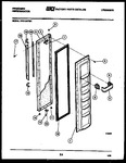 Diagram for 03 - Freezer Door Parts