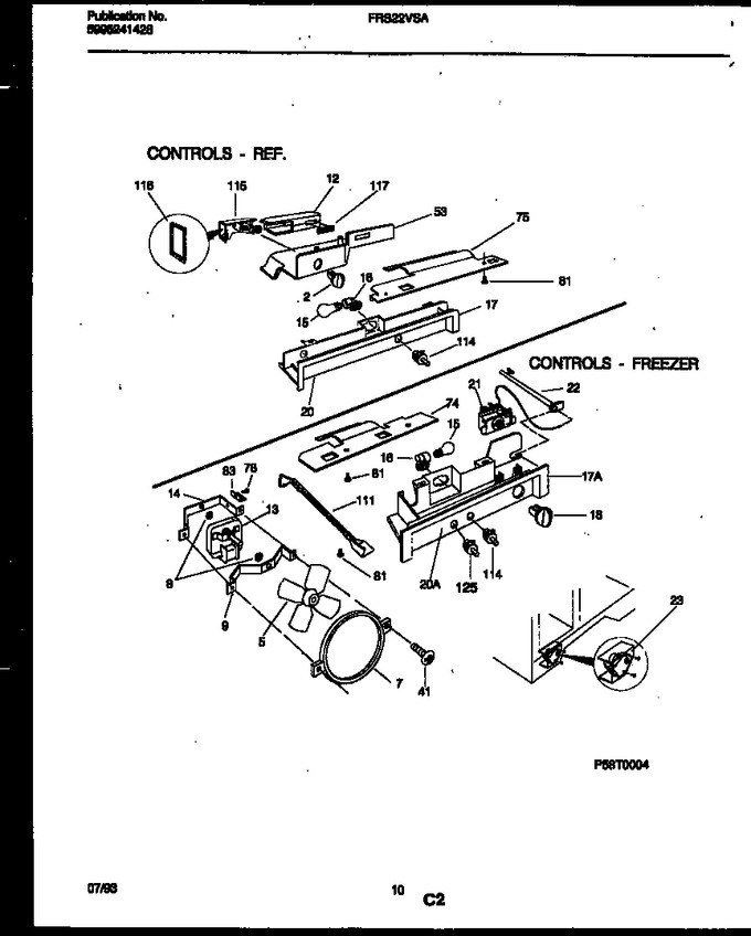 Diagram for FRS22VSAW0