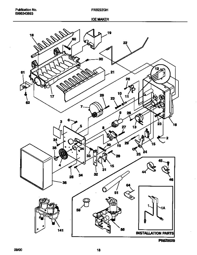 Diagram for FRS22ZGHD5