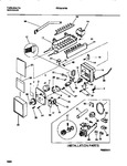 Diagram for 10 - Ice Maker Components & Installation