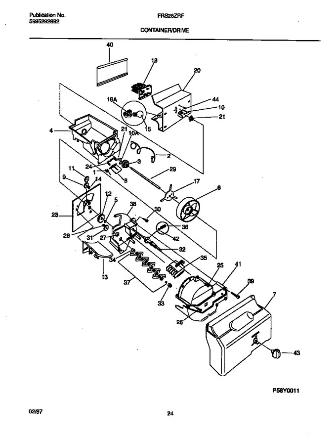 Diagram for FRS26ZRFD1