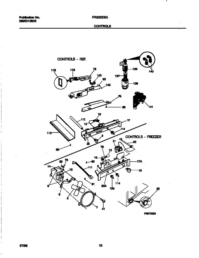 Diagram for FRS26ZSGW0