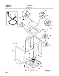 Diagram for 03 - Cabinet/top