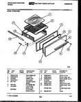 Diagram for 03 - Broiler Drawer Parts
