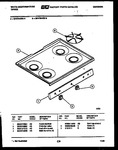 Diagram for 03 - Cooktop Parts