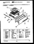 Diagram for 06 - Broiler Drawer Parts