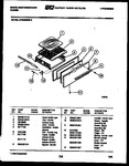 Diagram for 04 - Broiler Drawer Parts