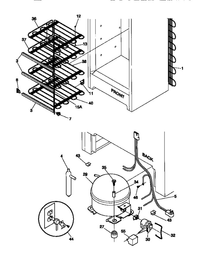 Diagram for GFU12M2AW4