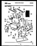Diagram for 04 - System And Automatic Defrost Parts