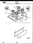 Diagram for 06 - Cooktop And Drawer Parts