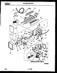 Diagram for 07 - Ice Maker And Installation Parts