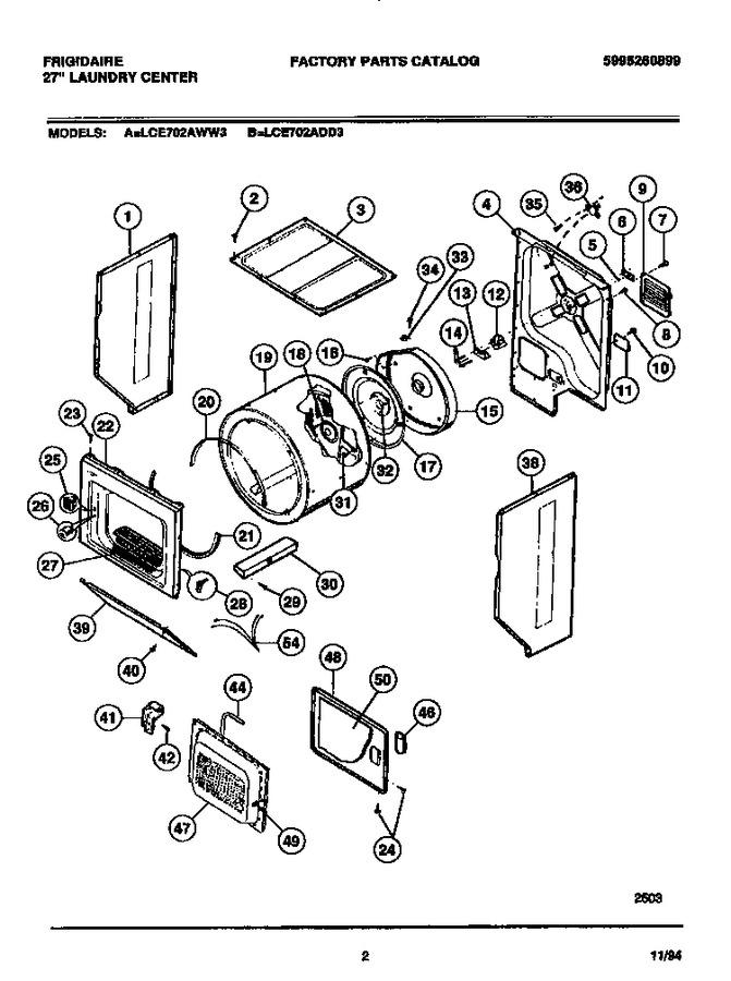 Diagram for LCE702ADD3