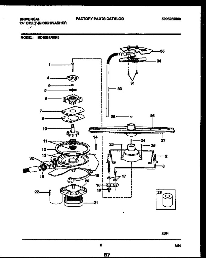 Diagram for MDB532RBR0
