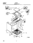 Diagram for 05 - Lower Cabinet/top