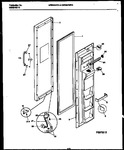 Diagram for 02 - Freezer Door Parts