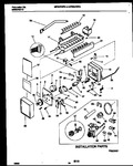 Diagram for 13 - Ice Maker And Installation Parts