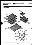 Diagram for 04 - Shelves And Supports