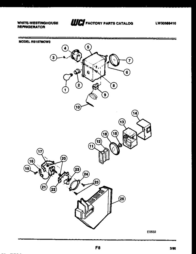 Diagram for RS197MCW0