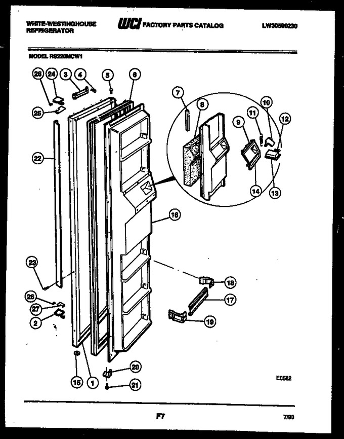 Diagram for RS220MCW1