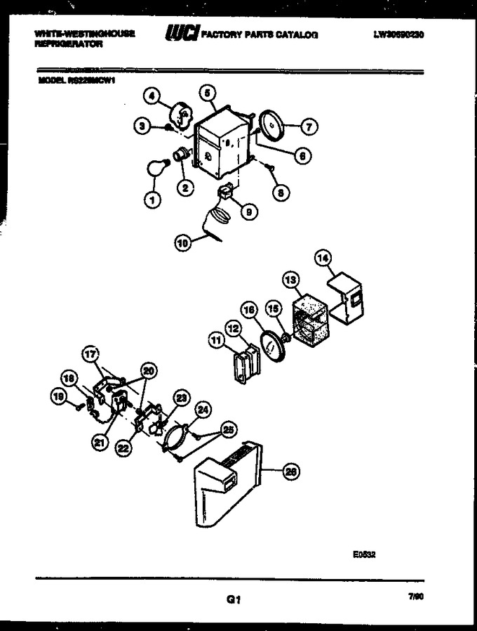 Diagram for RS220MCH1