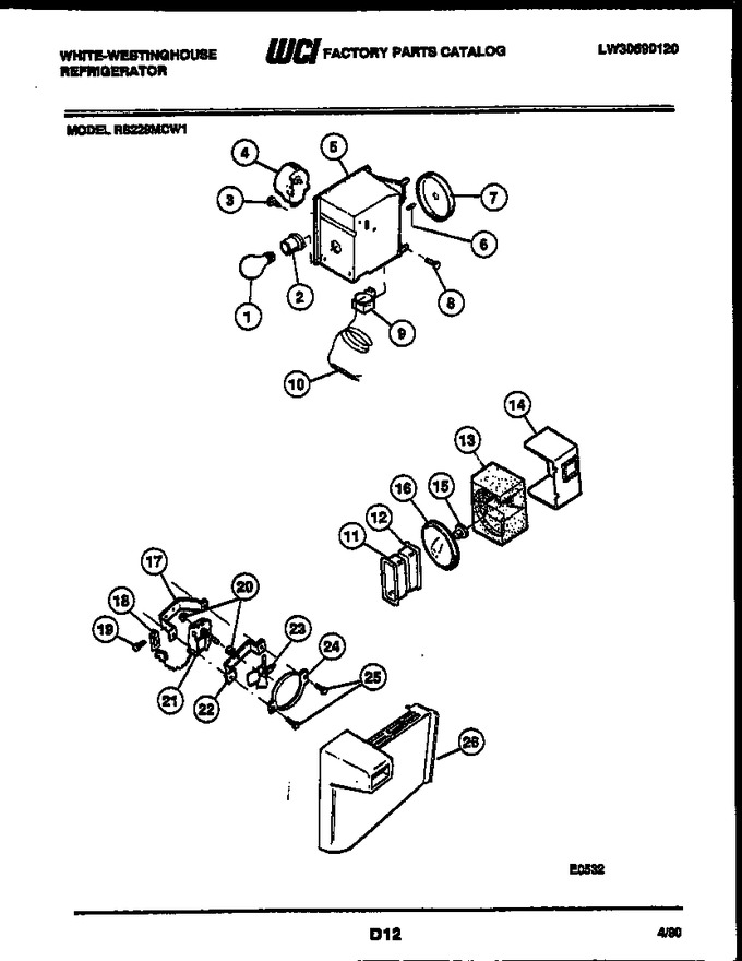 Diagram for RS229MCF1