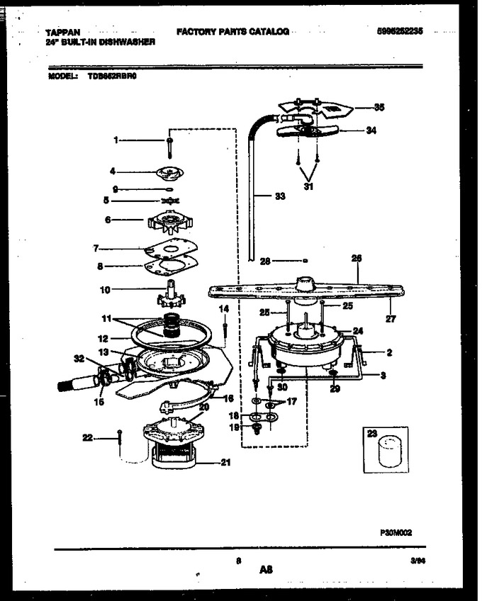 Diagram for TDB652RBR0