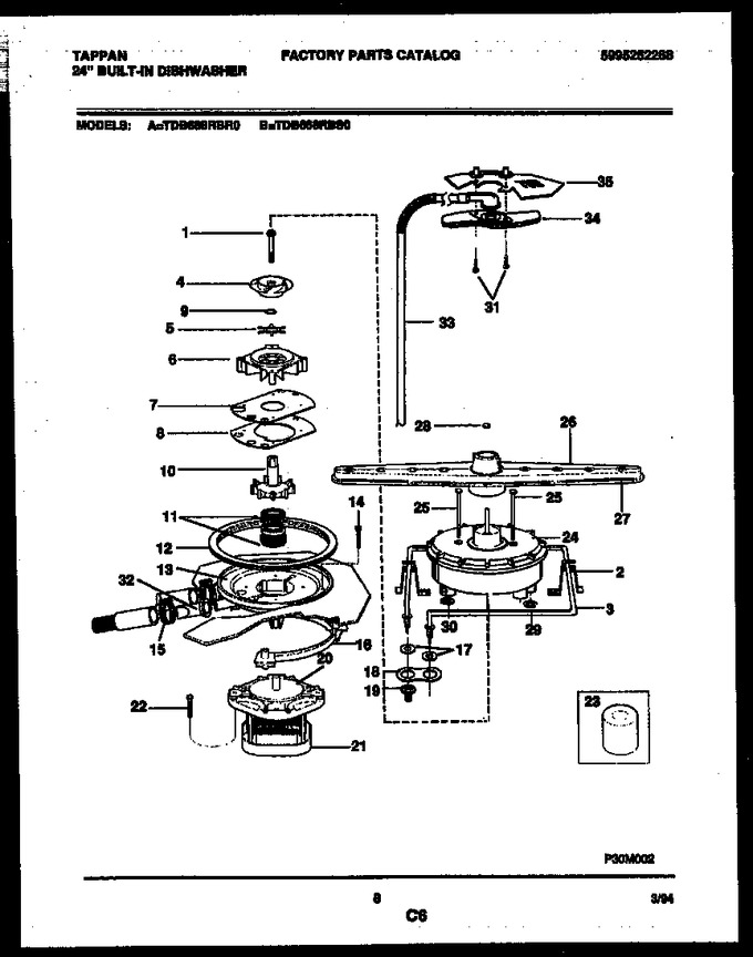 Diagram for TDB668RBS0