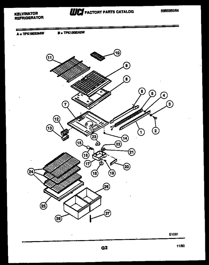 Diagram for TPK180EN5T